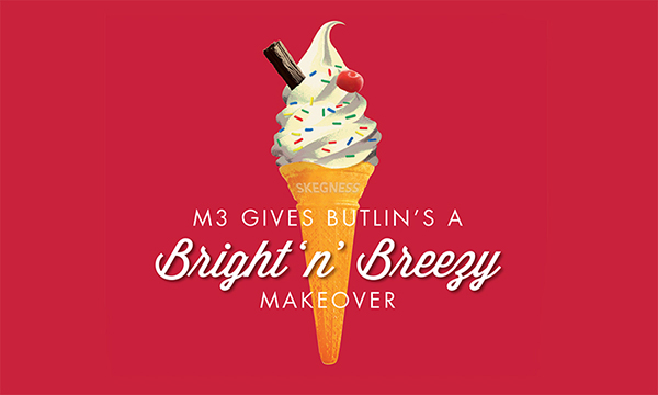 M3 gives Butlin's a Bright 'n' Breezy Makeover