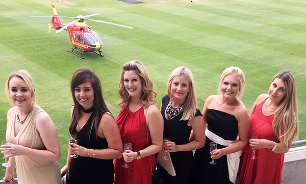 M3 Enjoy an Evening at the Midlands Air Ambulance Charity Ball