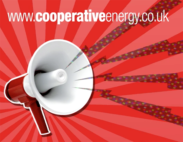 Co-operative Energy Advertising Campaign - Utilities
