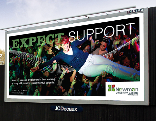 Newman University Advertising Campaign -Education